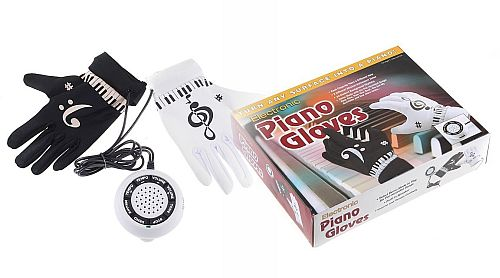 Amazing Piano Gloves