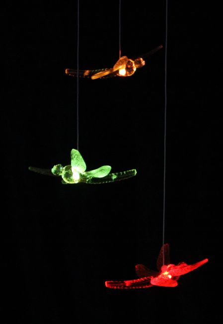 Dragonfly Wind Chime Mobile