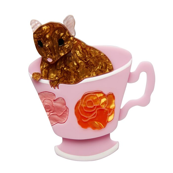 An Tea Chinaus Mouse