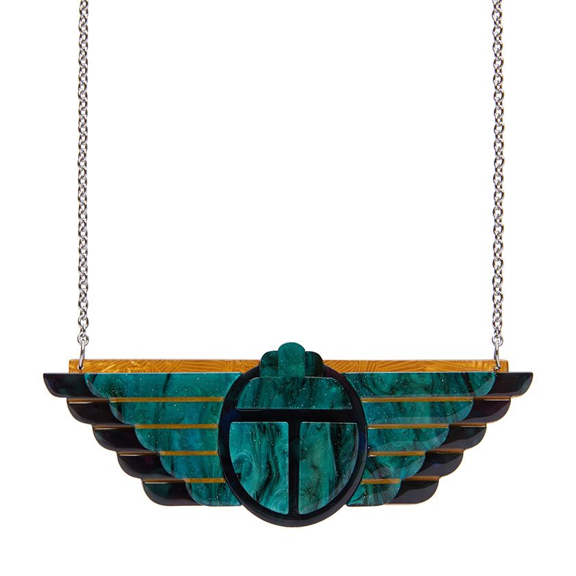 Ancient Egypt Revival Necklace