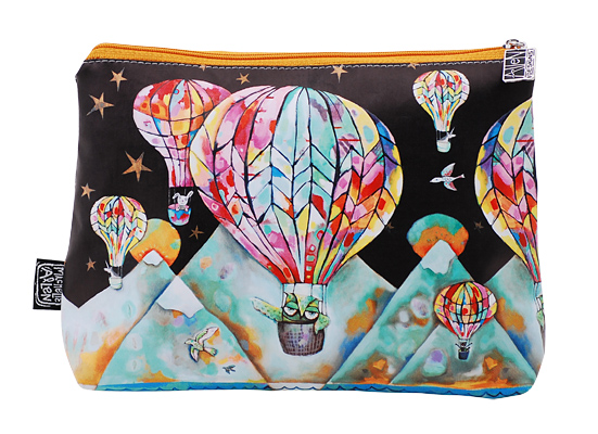 Balloon Cosmetic Bag