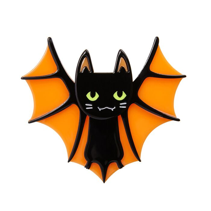 Bat Cat (Orange)