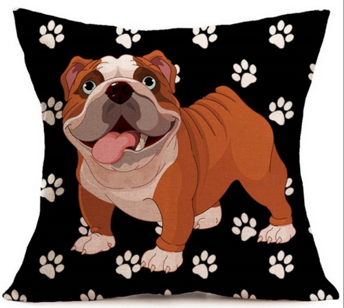 Cartoon Bulldog _resize