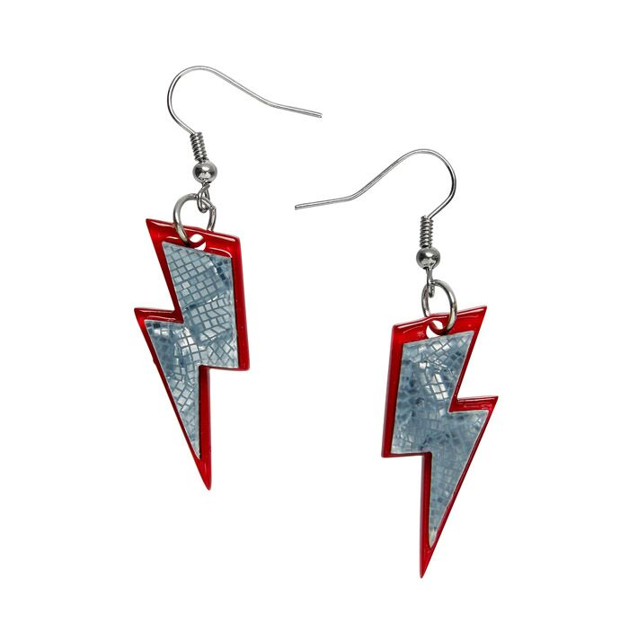 Greased Lightning (Earrings)