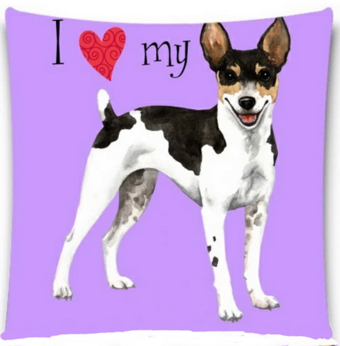 I Love My Fox Terrier