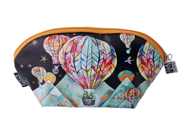 Small Balloon Cosmetic Bag